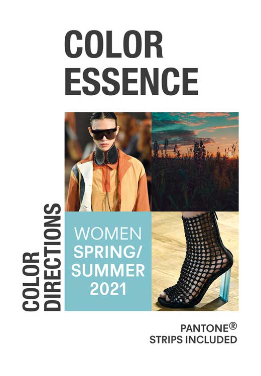 Colour + materials: Color Essence Women SS 2020