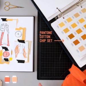 PANTONE VIDEO - FASHION WORKFLOW