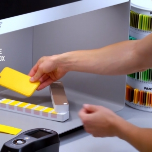 PANTONE VIDEO - PRODUCT DESIGN WORKFLOW